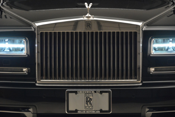 Used 2014 Rolls-Royce Phantom EWB for sale Sold at Aston Martin of Greenwich in Greenwich CT 06830 5
