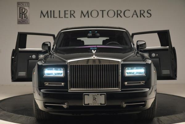 Used 2014 Rolls-Royce Phantom EWB for sale Sold at Aston Martin of Greenwich in Greenwich CT 06830 6