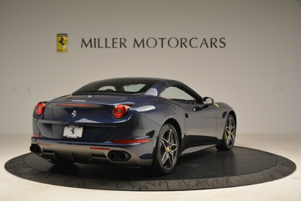 Used 2017 Ferrari California T Handling Speciale for sale Sold at Aston Martin of Greenwich in Greenwich CT 06830 19