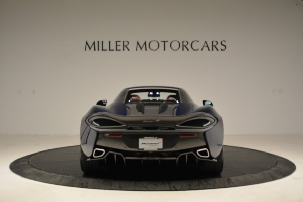 New 2018 McLaren 570S Spider for sale Sold at Aston Martin of Greenwich in Greenwich CT 06830 18