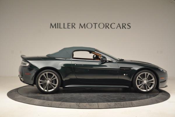 Used 2017 Aston Martin V12 Vantage S Roadster for sale Sold at Aston Martin of Greenwich in Greenwich CT 06830 16