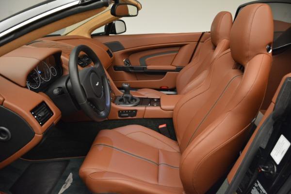 Used 2017 Aston Martin V12 Vantage S Roadster for sale Sold at Aston Martin of Greenwich in Greenwich CT 06830 20