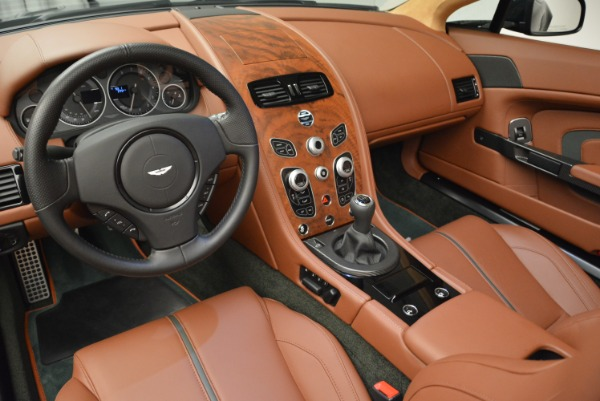 Used 2017 Aston Martin V12 Vantage S Roadster for sale Sold at Aston Martin of Greenwich in Greenwich CT 06830 21