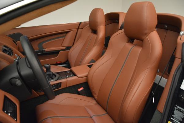 Used 2017 Aston Martin V12 Vantage S Roadster for sale Sold at Aston Martin of Greenwich in Greenwich CT 06830 22
