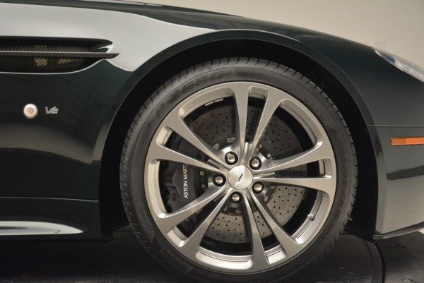 Used 2017 Aston Martin V12 Vantage S Roadster for sale Sold at Aston Martin of Greenwich in Greenwich CT 06830 26