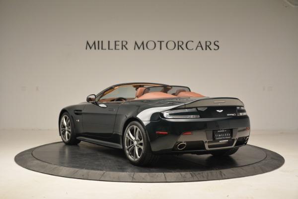 Used 2017 Aston Martin V12 Vantage S Roadster for sale Sold at Aston Martin of Greenwich in Greenwich CT 06830 5