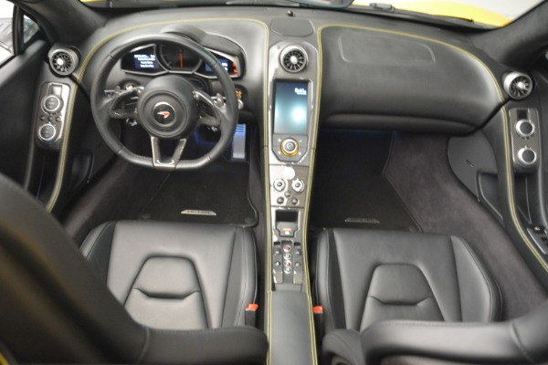 Used 2014 McLaren MP4-12C Spider for sale Sold at Aston Martin of Greenwich in Greenwich CT 06830 28