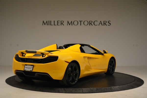 Used 2014 McLaren MP4-12C Spider for sale Sold at Aston Martin of Greenwich in Greenwich CT 06830 7