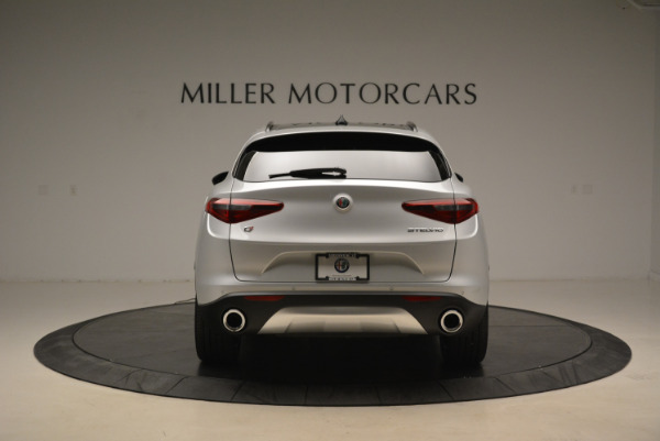 New 2018 Alfa Romeo Stelvio Ti Sport Q4 for sale Sold at Aston Martin of Greenwich in Greenwich CT 06830 6