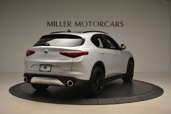 New 2018 Alfa Romeo Stelvio Ti Sport Q4 for sale Sold at Aston Martin of Greenwich in Greenwich CT 06830 7