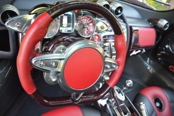 Used 2014 Pagani Huayra for sale Sold at Aston Martin of Greenwich in Greenwich CT 06830 13
