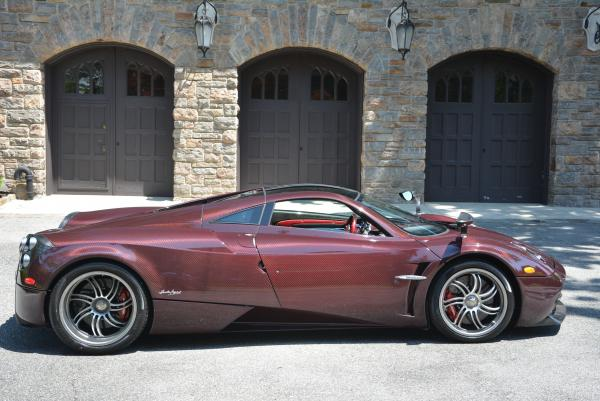 Used 2014 Pagani Huayra for sale Sold at Aston Martin of Greenwich in Greenwich CT 06830 2