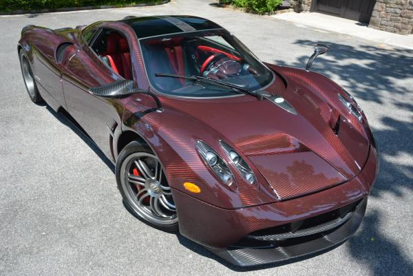 Used 2014 Pagani Huayra for sale Sold at Aston Martin of Greenwich in Greenwich CT 06830 3