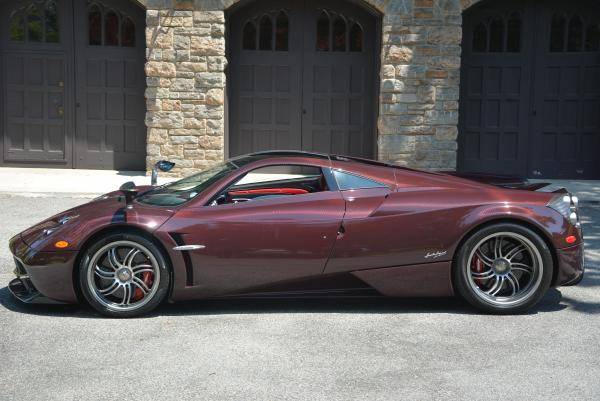 Used 2014 Pagani Huayra for sale Sold at Aston Martin of Greenwich in Greenwich CT 06830 4