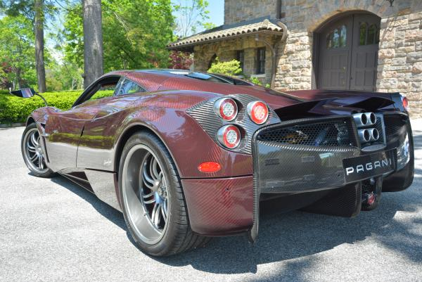 Used 2014 Pagani Huayra for sale Sold at Aston Martin of Greenwich in Greenwich CT 06830 6