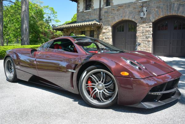 Used 2014 Pagani Huayra for sale Sold at Aston Martin of Greenwich in Greenwich CT 06830 7