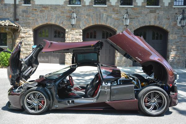 Used 2014 Pagani Huayra for sale Sold at Aston Martin of Greenwich in Greenwich CT 06830 8