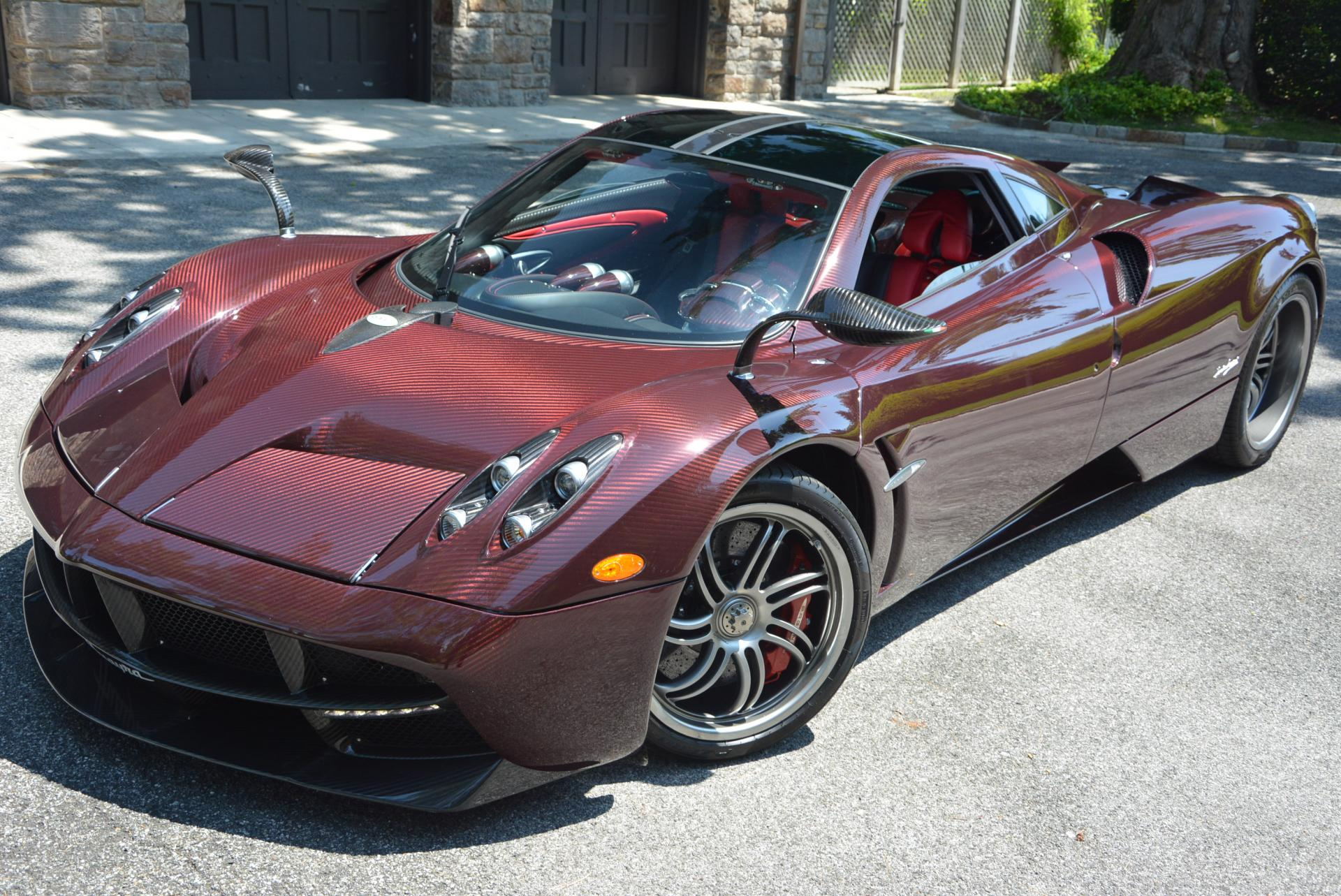 Used 2014 Pagani Huayra for sale Sold at Aston Martin of Greenwich in Greenwich CT 06830 1