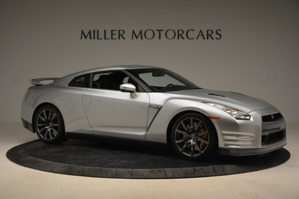 Used 2013 Nissan GT-R Premium for sale Sold at Aston Martin of Greenwich in Greenwich CT 06830 11
