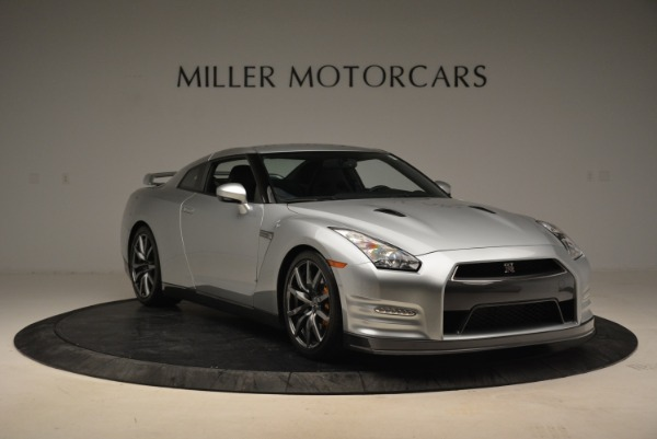 Used 2013 Nissan GT-R Premium for sale Sold at Aston Martin of Greenwich in Greenwich CT 06830 12