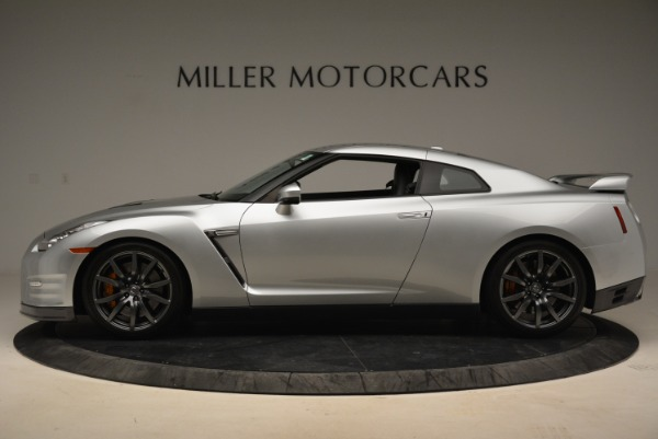 Used 2013 Nissan GT-R Premium for sale Sold at Aston Martin of Greenwich in Greenwich CT 06830 3