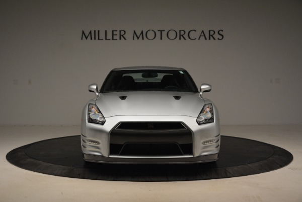 Used 2013 Nissan GT-R Premium for sale Sold at Aston Martin of Greenwich in Greenwich CT 06830 7