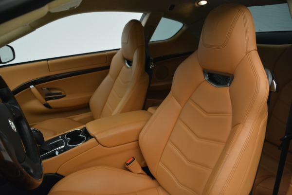 Used 2014 Maserati GranTurismo Sport for sale Sold at Aston Martin of Greenwich in Greenwich CT 06830 15