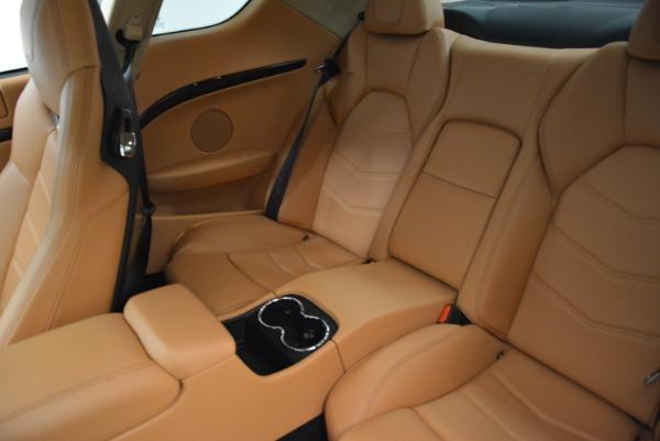 Used 2014 Maserati GranTurismo Sport for sale Sold at Aston Martin of Greenwich in Greenwich CT 06830 18