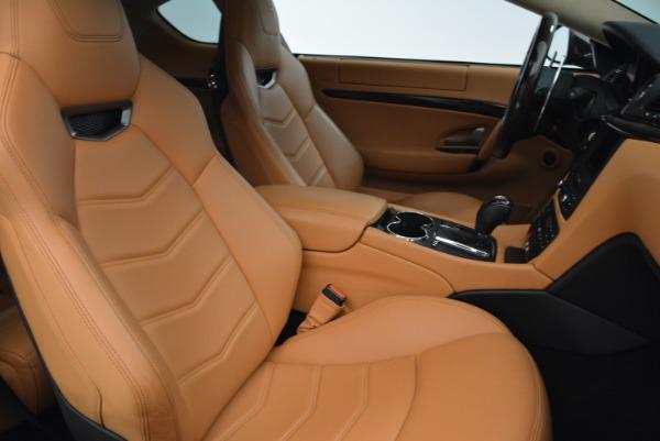 Used 2014 Maserati GranTurismo Sport for sale Sold at Aston Martin of Greenwich in Greenwich CT 06830 21