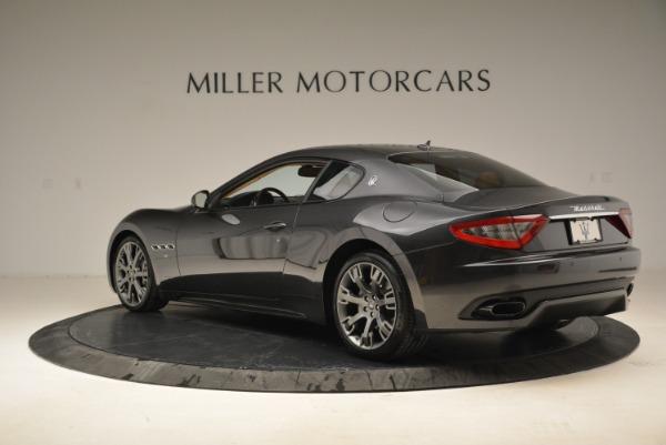 Used 2014 Maserati GranTurismo Sport for sale Sold at Aston Martin of Greenwich in Greenwich CT 06830 3