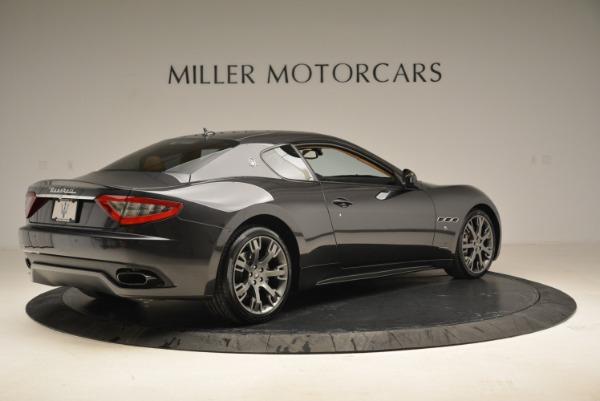 Used 2014 Maserati GranTurismo Sport for sale Sold at Aston Martin of Greenwich in Greenwich CT 06830 7