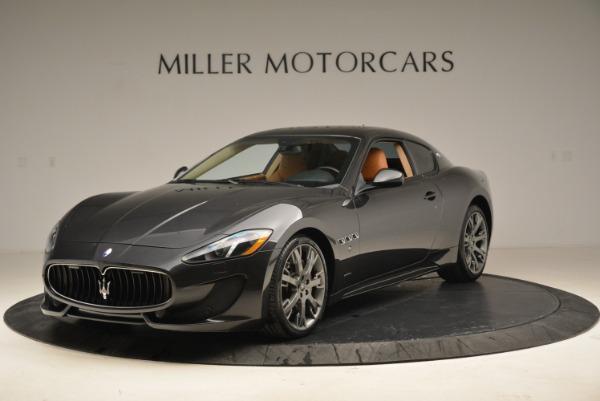 Used 2014 Maserati GranTurismo Sport for sale Sold at Aston Martin of Greenwich in Greenwich CT 06830 1