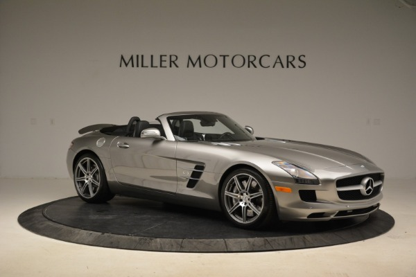 Used 2012 Mercedes-Benz SLS AMG for sale Sold at Aston Martin of Greenwich in Greenwich CT 06830 10