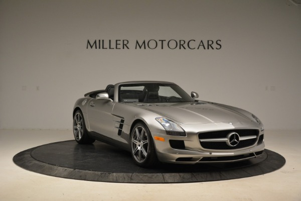 Used 2012 Mercedes-Benz SLS AMG for sale Sold at Aston Martin of Greenwich in Greenwich CT 06830 11