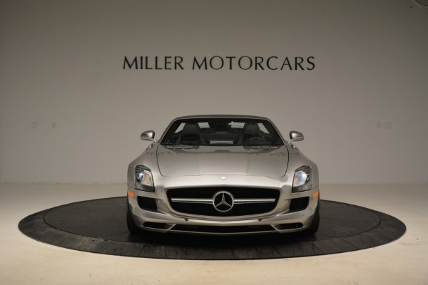 Used 2012 Mercedes-Benz SLS AMG for sale Sold at Aston Martin of Greenwich in Greenwich CT 06830 12