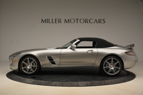 Used 2012 Mercedes-Benz SLS AMG for sale Sold at Aston Martin of Greenwich in Greenwich CT 06830 14