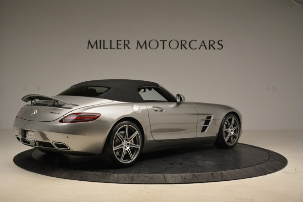 Used 2012 Mercedes-Benz SLS AMG for sale Sold at Aston Martin of Greenwich in Greenwich CT 06830 17