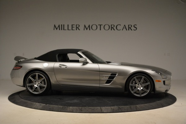 Used 2012 Mercedes-Benz SLS AMG for sale Sold at Aston Martin of Greenwich in Greenwich CT 06830 18