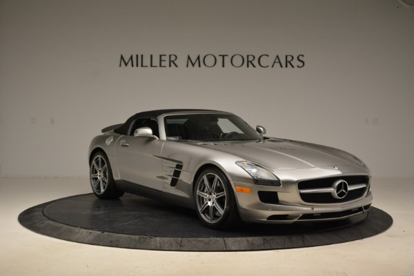 Used 2012 Mercedes-Benz SLS AMG for sale Sold at Aston Martin of Greenwich in Greenwich CT 06830 19