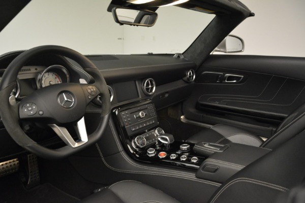 Used 2012 Mercedes-Benz SLS AMG for sale Sold at Aston Martin of Greenwich in Greenwich CT 06830 23