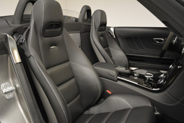 Used 2012 Mercedes-Benz SLS AMG for sale Sold at Aston Martin of Greenwich in Greenwich CT 06830 28