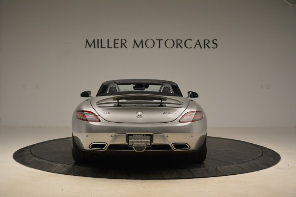 Used 2012 Mercedes-Benz SLS AMG for sale Sold at Aston Martin of Greenwich in Greenwich CT 06830 6