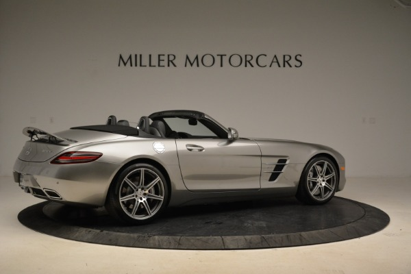 Used 2012 Mercedes-Benz SLS AMG for sale Sold at Aston Martin of Greenwich in Greenwich CT 06830 8
