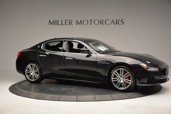 Used 2015 Maserati Ghibli S Q4 for sale Sold at Aston Martin of Greenwich in Greenwich CT 06830 10