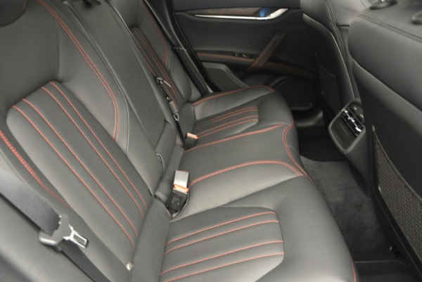Used 2015 Maserati Ghibli S Q4 for sale Sold at Aston Martin of Greenwich in Greenwich CT 06830 21