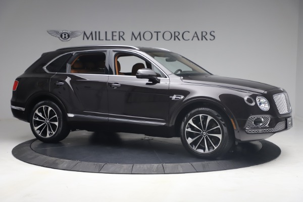 Used 2018 Bentley Bentayga W12 Signature for sale Call for price at Aston Martin of Greenwich in Greenwich CT 06830 10