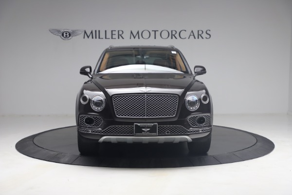 Used 2018 Bentley Bentayga W12 Signature for sale Call for price at Aston Martin of Greenwich in Greenwich CT 06830 12