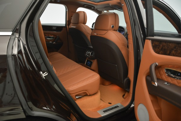 Used 2018 Bentley Bentayga W12 Signature for sale Call for price at Aston Martin of Greenwich in Greenwich CT 06830 16