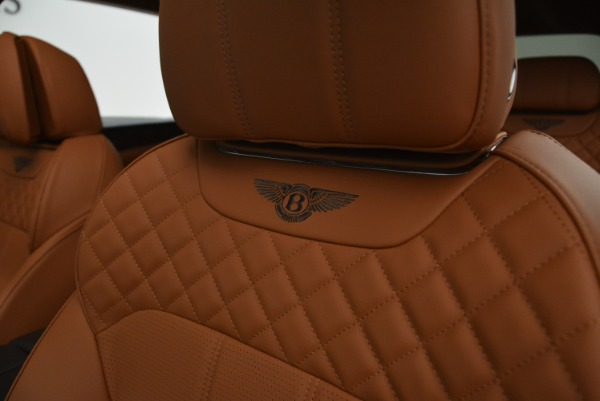 Used 2018 Bentley Bentayga W12 Signature for sale Call for price at Aston Martin of Greenwich in Greenwich CT 06830 22