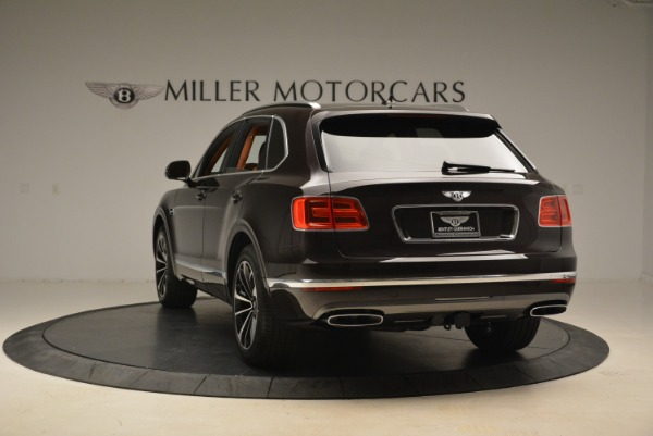 Used 2018 Bentley Bentayga W12 Signature for sale Call for price at Aston Martin of Greenwich in Greenwich CT 06830 5